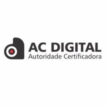 AC DIGITAL - CERTIFICAÇÃO DIGITAL