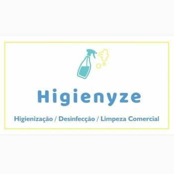 HIGIENYZE - HIGIENIZAÇÃO E DESINFECÇÃO DE AMBIENTES